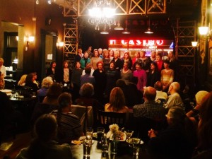 Sing! Tycoons March 2015 - 2